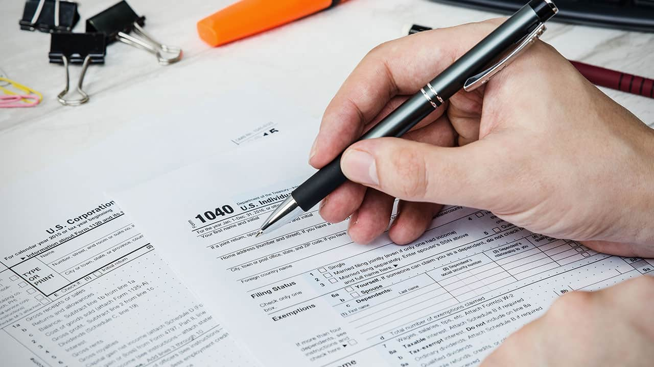 What to do when you owe IRS back taxes